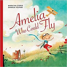 """""""Amelia Who Could Fly"""""""