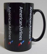 Black Mug Vertical Logo