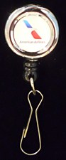 Chrome Badge Reel