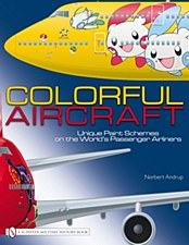 """Colorful Aircraft"""
