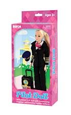 Female Pilot Doll Blonde