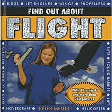 """""""Find Out About Flight'"""