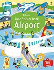 """First Sticker Book-Airport"""