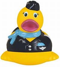 Flight Attendant Duckie