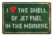"Green ""Love Smell of Jetfuel"""