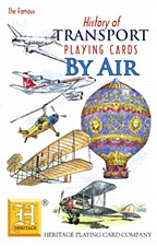 History Transport-Air Cards