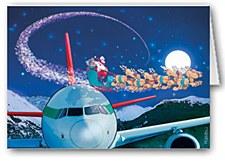 Holiday Card-Magic of Holidays