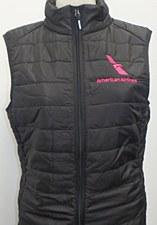 Ladies Puffer Vest LG