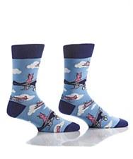 Mens Flying Pigs Socks