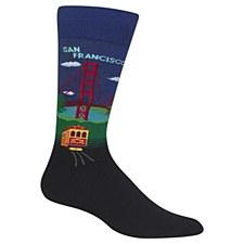 Mens San Francisco Socks