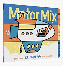 """Motor Mix: Flight"""
