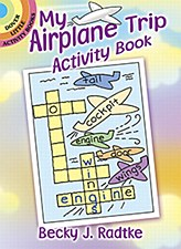 """My Airplane Trip Activity Bk"""