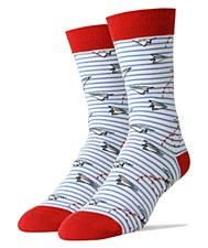 Paper Planes Socks - Men's
