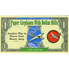 """Paper Planes w/Dollar Bills"""