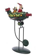 Pendulum Santa Plane