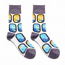 Plane Window Socks