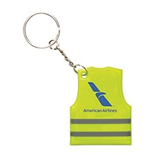Ramp Vest Keychain