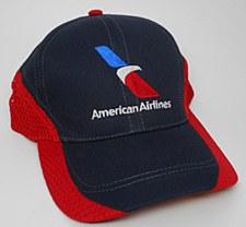 Red/Navy AA Cap