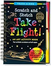 Scratch & Sketch Take Flight!