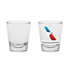 Shot Glass - AA Logo