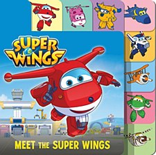 """Super Wings:Meet the Super"""