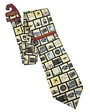 Tools of Pilot Trade Necktie