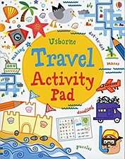 """Travel Activity Pad"""