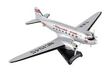 TWA DC-3 1:144