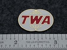 TWA Lapel Pin