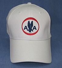 White Cap 60's Logo