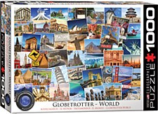 World Globetrotter Puzzle