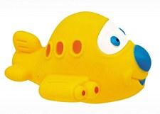 Yellow Plane Tub Toy