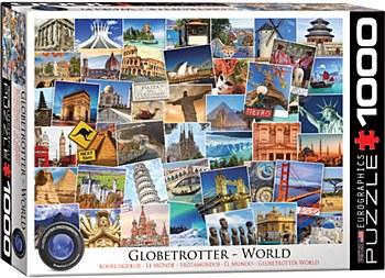 World Globetrotter Puzzle