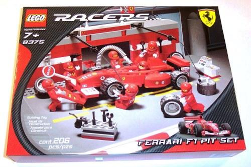 LEGO - Ferrari F1 Pit Set