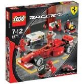 LEGO - Ferrari F1 Fuel Stop