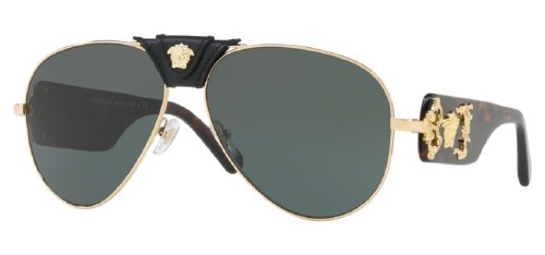 Versace 2150Q 100271 - Gold