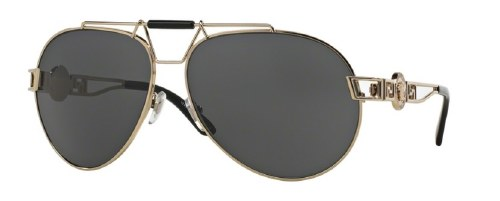 Versace 2160 125287- Pale Gld*