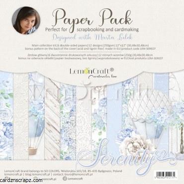 Paper Pk 12x12 LC Serenity