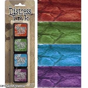 Ranger Industries Distress Mini Ink Kits - Kit 2