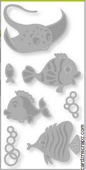 CE Die Ocean Fish