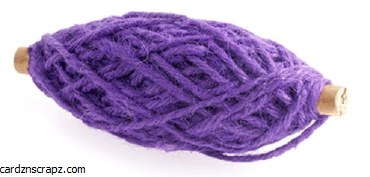 Twine Ø3.5mm 25m Purple