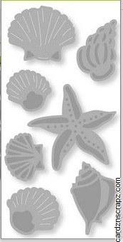 CE Die Ocean Shells