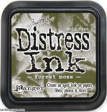 Ranger Tim Holtz Forest Moss Distress Ink Pad