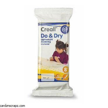 Creall Do & Dry Light 250gm White Clay