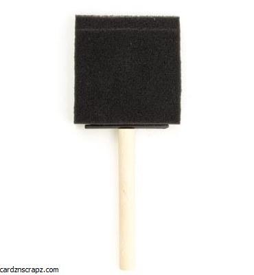 "Foam Brush 65mm/2½"" Appox"