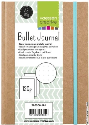 Journal Bullet Dotted A5 120pg