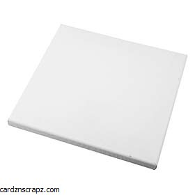 "Canvas Slim Artist 12x10"" 10pk"