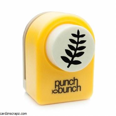 Paper Punch Fern
