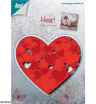 Joy Crafts Die Heart*