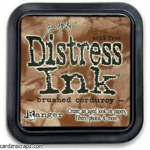 Ranger Tim Holtz Brushed Corduroy Distress Ink Pad
